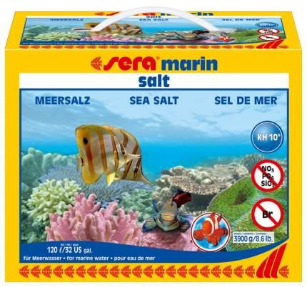 Морская соль Sera Marin Salt 3.9 кг