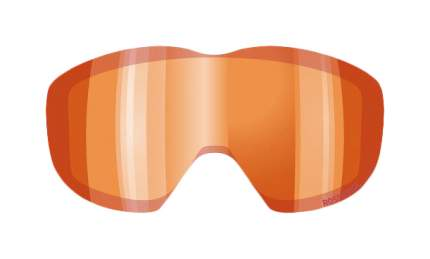 Линза для маски Rossignol Addict 2019 оранжевая