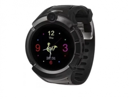 Детские смарт-часы Smart Watch Q360 Black
