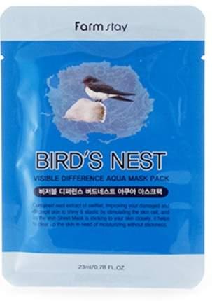 Маска для лица Farmstay с экстрактом ласточкиного гнезда