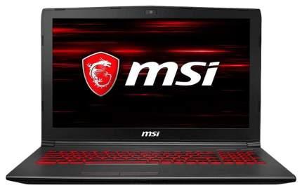 Ноутбук игровой MSI GV62 8RC-086RU 9S7-16JF42-086
