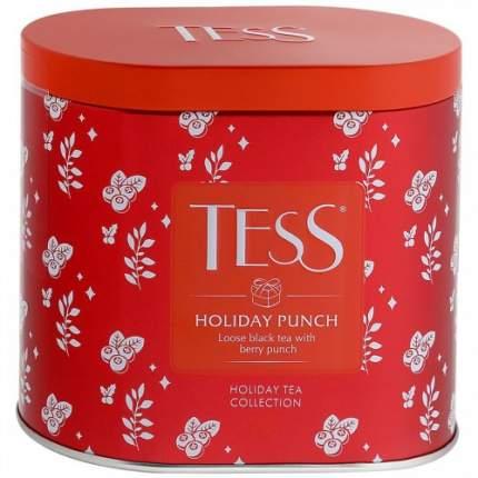 Чай черный листовой Tess holiday punch 100 г