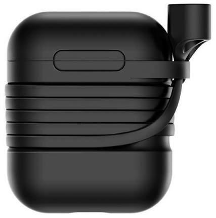 Чехол Baseus Silicone (TZARGS-01) для AirPods (Black)
