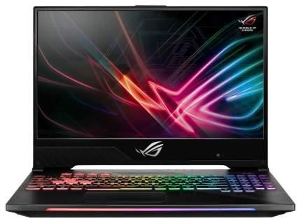 Ноутбук игровой ASUS ROG Strix SCAR II GL504GW-ES023T 90NR01C1-M01300