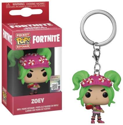 Брелок Fortnite - Pocket POP! - Zoey (4 см)