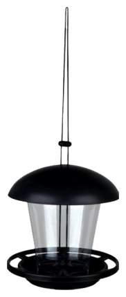Уличная кормушка для птиц TRIXIE, пластик, 900 мл, черный