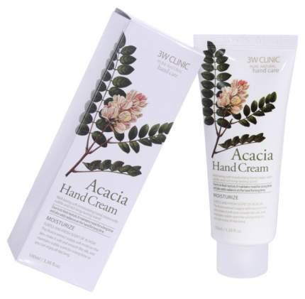 Крем для рук 3W Clinic Acacia Hand Cream 100 мл