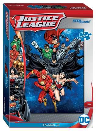 Пазлы Step Puzzle Супергерои Лига справедливости 104 элемента