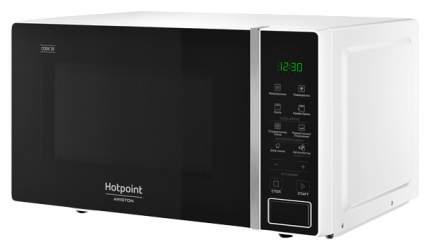 Микроволновая печь с грилем Hotpoint-Ariston MWHA 203 W white/black