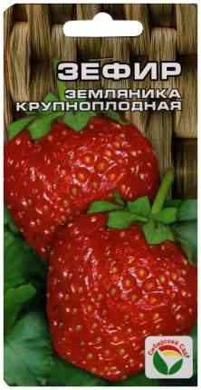 Семена Клубника крупноплодная Зефир, 10 шт, Сибирский сад