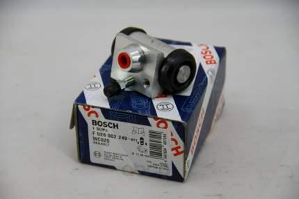 Тормозной цилиндр BOSCH F026002249