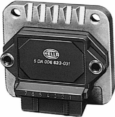 Катушка зажигания Hella 5DA006623-941