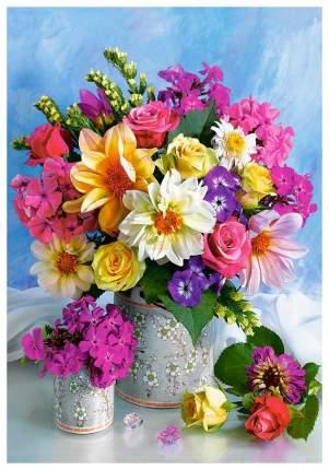 Пазл Castorland Букет цветов 1500 элементов