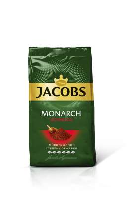 Кофе молотый Jacobs monarch эспрессо 230 г