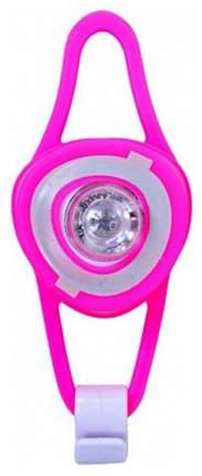 Велосипедный фонарь передний Globber 522-110 розовый
