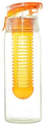 Бутылка Asobu BTA712 Прозрачный, оранжевый