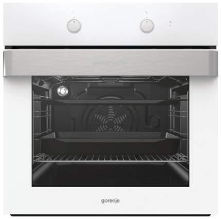 Встраиваемый электрический духовой шкаф Gorenje BO717ORAW White