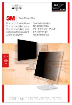 Защитная пленка для монитора 3M PF230W9B 7000021450 Черный