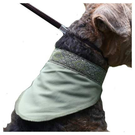 Косынка для собак Osso Fashion Охлаждающая с липучкой и жакардовой лентой L