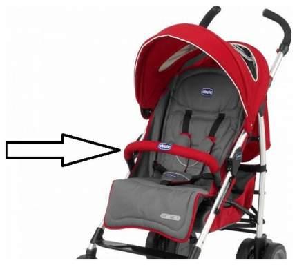 Бампер для безопасности ребенка Chicco MultiWay Evo Fire