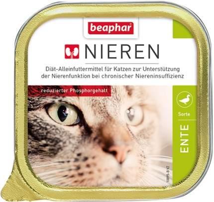 Консервы для кошек Beaphar Nieren с заболеваниями почек, куриная грудка, 16шт, 100г