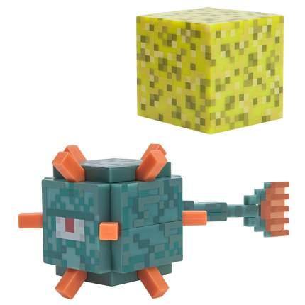 Набор фигурок Jazwares Games: Minecraft: Guardian
