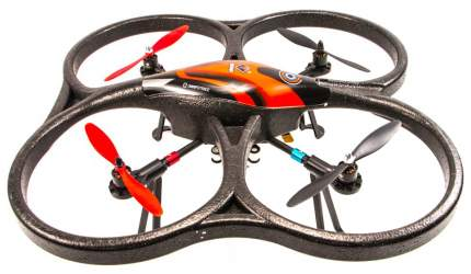 Радиоуправляемый квадрокоптер WL Toys V393