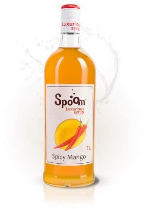 Сироп Манго пряный Spoom