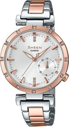Наручные часы кварцевые женские Casio Sheen SHE-4051SPG-7A