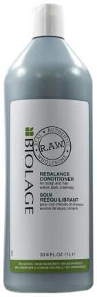 Кондиционер для волос Biolage R.A.W. Scalp Rebelance 1000 мл