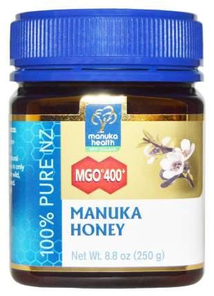 Органический мед Manuka Health mgo 400+ 250 г
