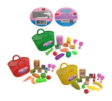 Набор продуктов игрушечный ABtoys Помогаю Маме PT-00335 в ассортименте