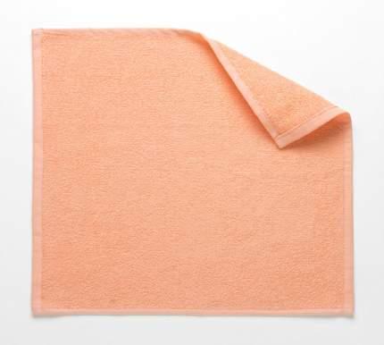 Полотенце махровое кухонное (персиковое) 30х30