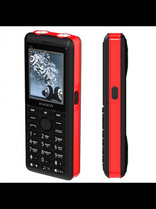 Мобильный телефон Maxvi P20 Bl/R