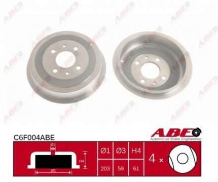 Тормозной барабан ABE C6F004ABE