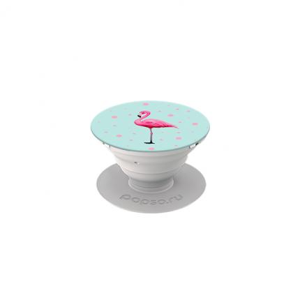 Держатель для телефона POPSO Фламинго Azure