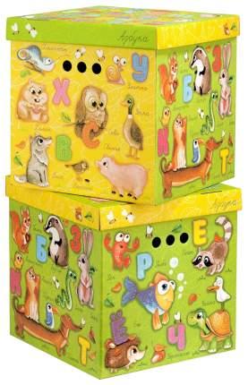 Ящик для хранения игрушек Valiant KIDS Collection KCTN-AZ-2K 2 шт