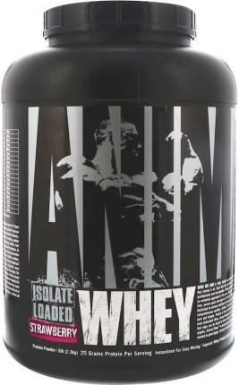 Протеин Universal Nutrition Animal Whey Isolate Loaded 2275 г Strawberry