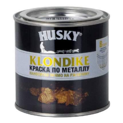 Краски по металлу HUSKY KLONDIKE глянцевая база С 0,9л