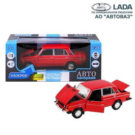Машинка Автопанорама металлическая ВАЗ 2106 1:22 JB1200164