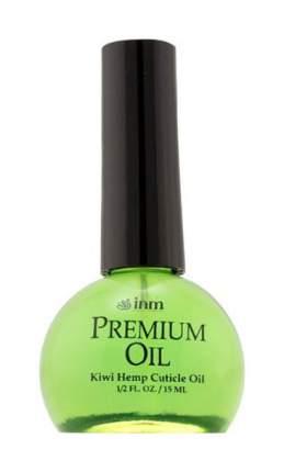 Масло для ногтей INM Premium Kiwi-Hemp Cuticle 15 мл