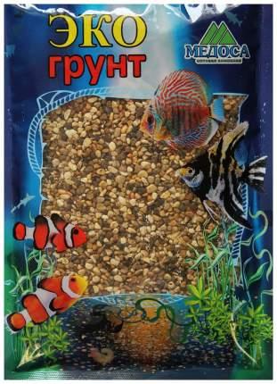 Грунт для аквариума ЭКОгрунт Галька реликтовая №1 2 - 5 мм 3,5 кг