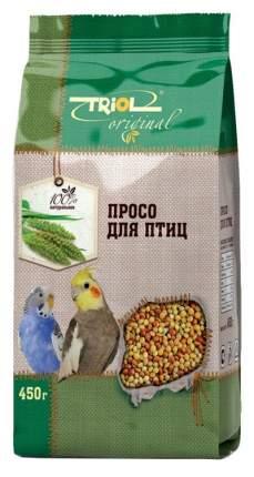 Корм для птиц и грызунов Triol Original Просо,450г
