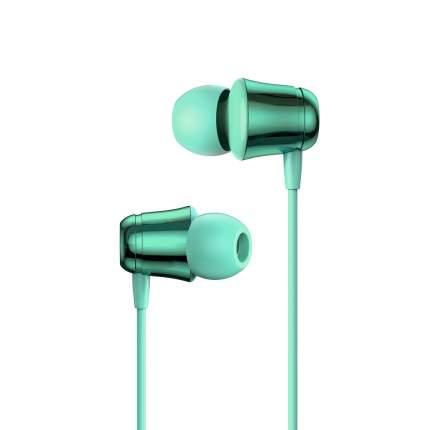 Наушники Baseus Encok Wired Earphone H13 Green