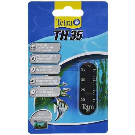 Термометр для аквариума Tetra LCD TH35 от 20 до 35 градусов, на клеевой основе