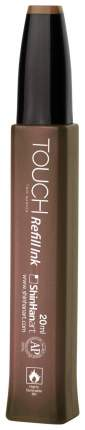 Заправка для маркера Touch на спиртовой основе, 20 мл, цвет: 102, умбра натуральная