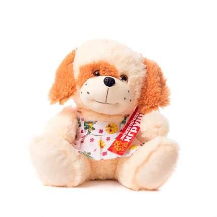 Мягкая игрушка Собака в сарафане 30 см Нижегородская игрушка См-716-5