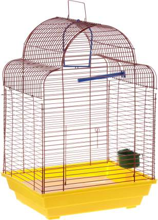 Клетка для птиц ZooMark, Купола, 35 х 29 х 51 см