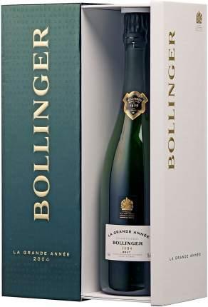 Шампанское Bollinger  La Grande Annee Brut AOC 2004 gift box