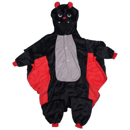 Пижама-кигуруми Lilkrok Летучая Мышь 136-145 см